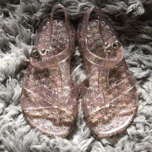Old Navy | jelly sandals | size 7